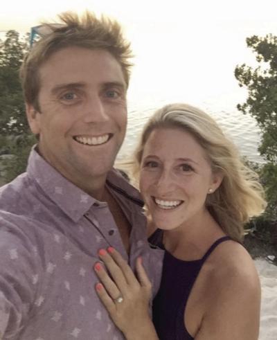 Jordan Donati and Rob Maitland recently engaged