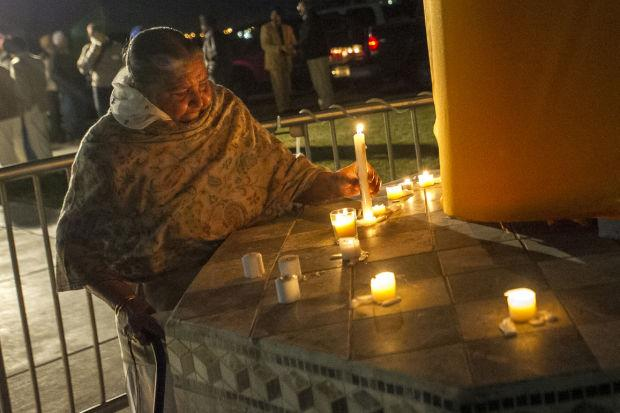 Family, Lodi residents gather to remember man killed in officer-involved shooting