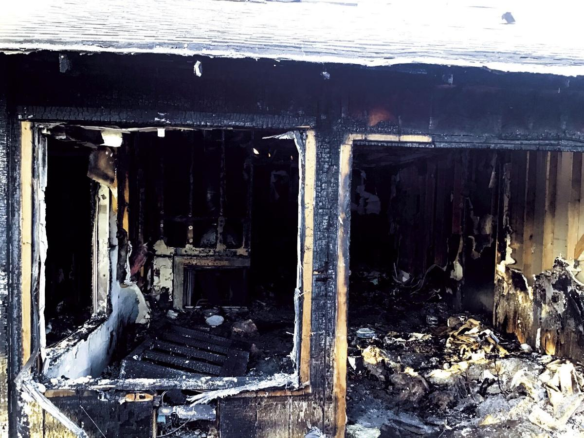 Lodi woman critical after Monday morning fire