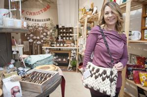 New BOHO purses, wine bags support Room for Restoration's mission