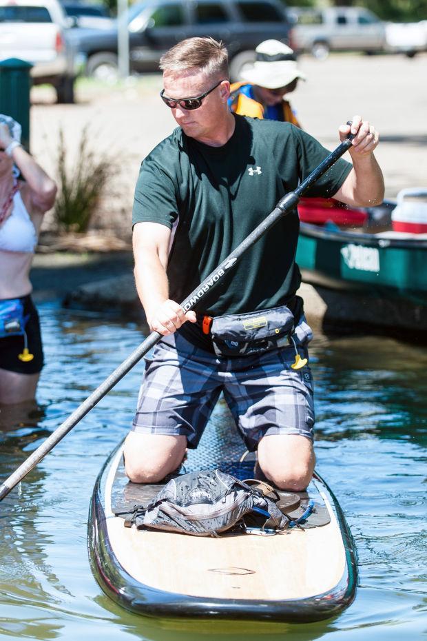 Stand-up paddleboarding explained