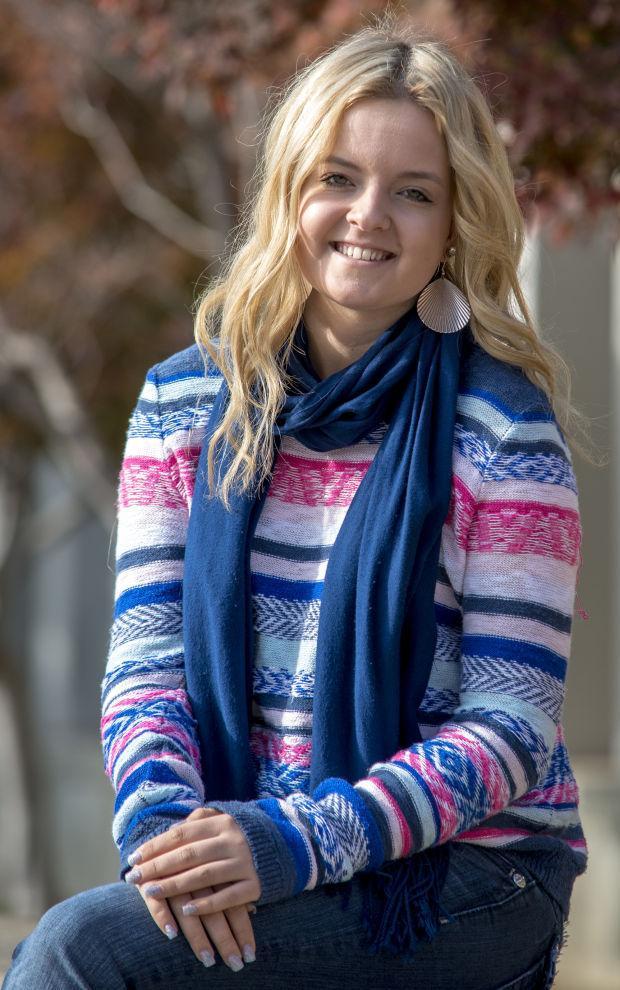 Lodi teen Savana Bowers' attitude, perseverance to be light leading parade