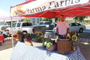Woodbridge Farmers Market off to slow start this summer