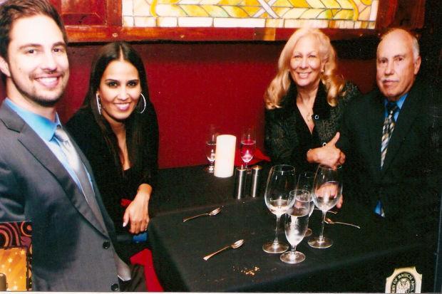 Proud Lodi parents visit son in Los Angeles