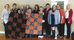 Lodi community groups band together to comfort children