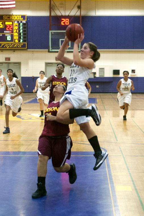 Girls basketball: Strong effort fizzles in fourth quarter as Tokay loses to Edison
