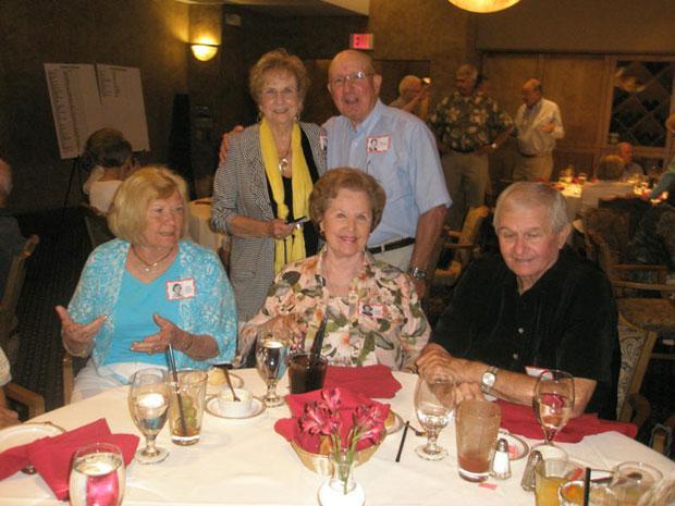 Lodi High School Class of 1952 60th reunion