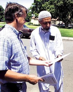 City of Lodi reaches out to Urdu speakers on redevelopment by providing translated material