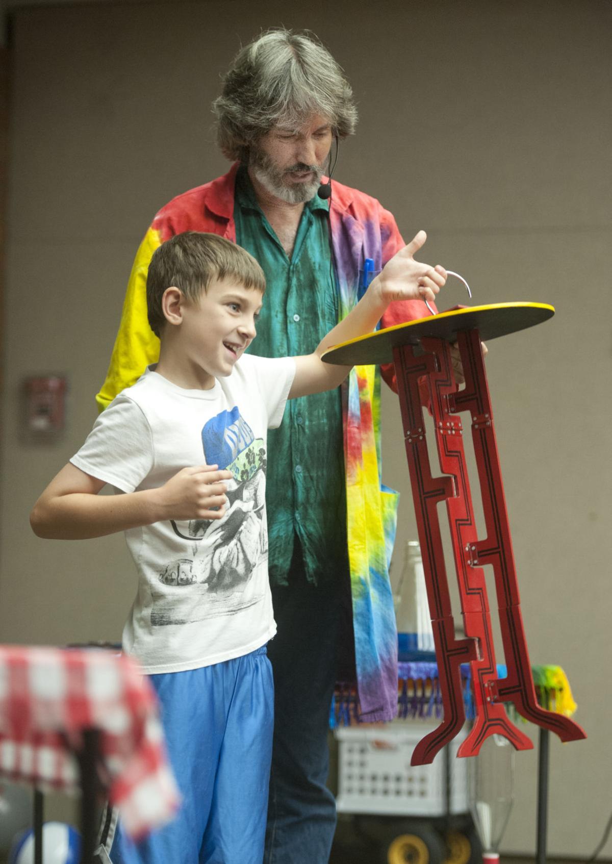 STEM-ulating act captivates Lodi kids
