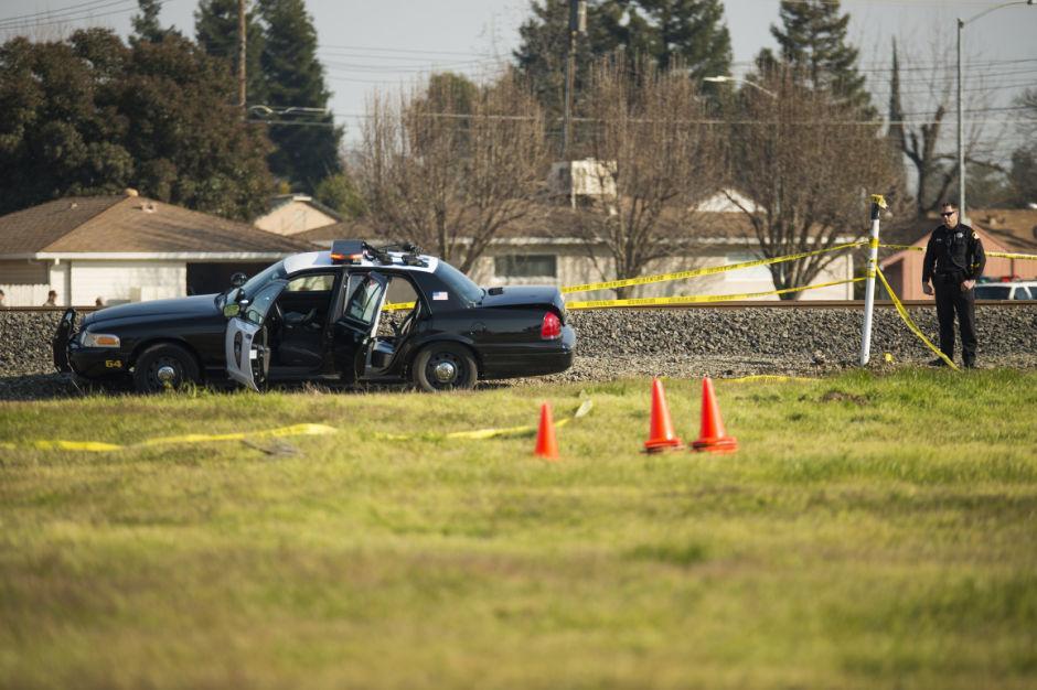 Officer shot, killed in Galt