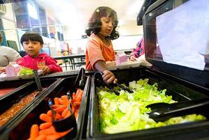 Muslim parents concerned with what children are eating at Heritage Primary Elementary