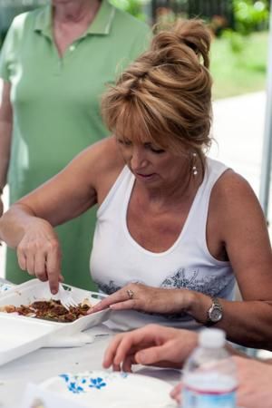 Triple-digit heat can't stop Lodi's love of tacos