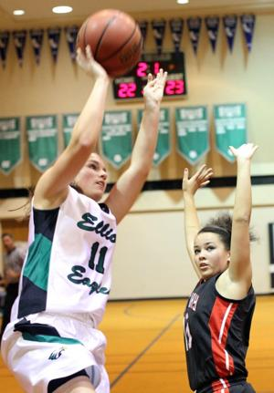 Elliot Eagles soar over Sacramento Country Day in varsity girls basketball