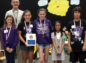 Manlio Silva Elementary School hosts Lodi Unified School District Math Tournament