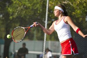 All-Flame final sends two doubles teams to section tennis tournament