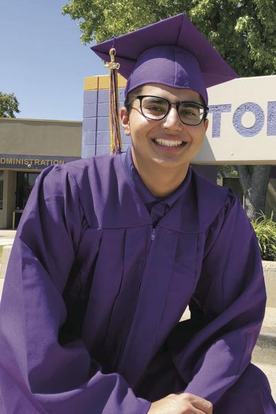 Tokay valedictorian kept eyes on the prize since seventh grade