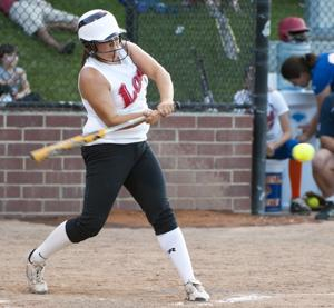 Local baseball, softball players shine one more time