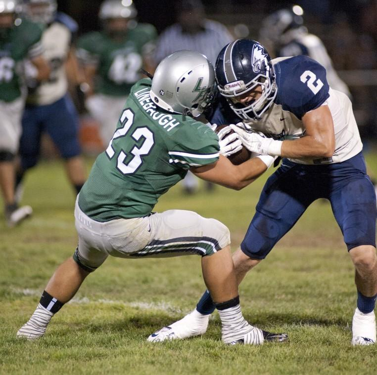 Hawks lose in overtime football shootout