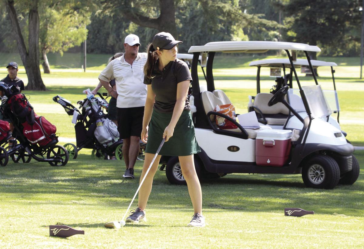 Girls golf: Lodi soundly defeats Hawks