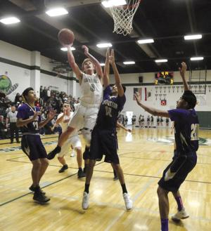 SJS boys basketball playoffs: Hawks cruise in 1st round