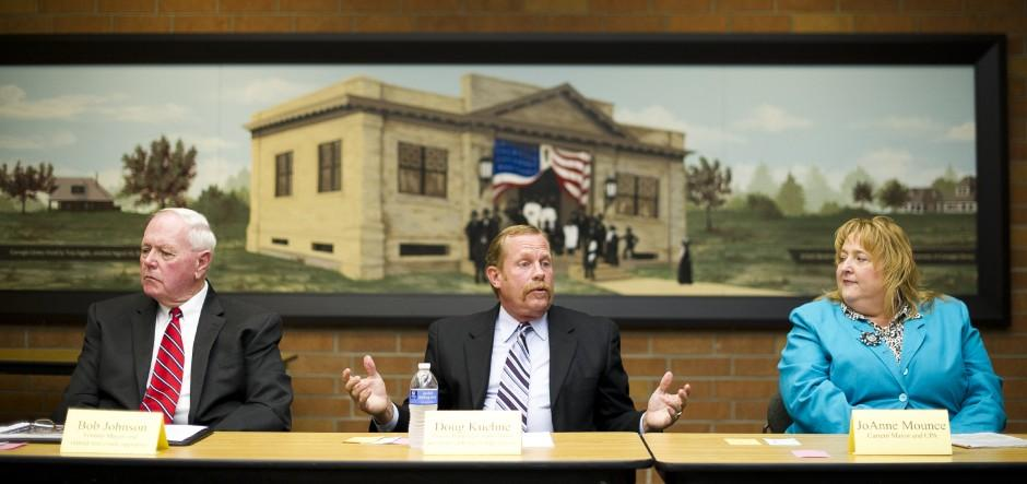 Lodi City Council candidates make their cases