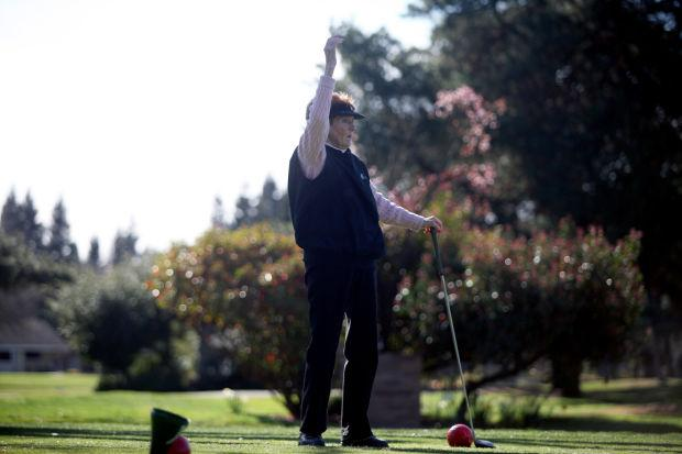 For a half-century, Esther Sowers and Helen Ford have enjoyed golf and friendship