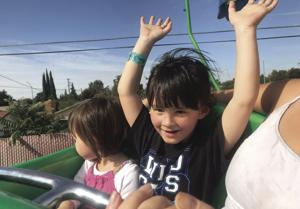 Grape Festival rides get thumbs up