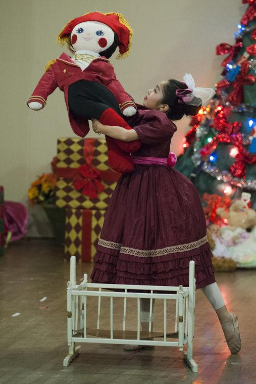 International Ballet Theater Institute presents 'Clara's Dream: The Nutcracker'