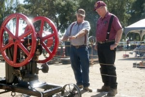 History roars to life in Galt with early gas engines, tractors