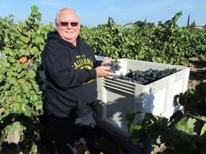 Local winemaker David Akin shares his knowledge of wine