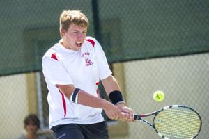 Boys tennis: Lodi's Jacob Neal flying solo