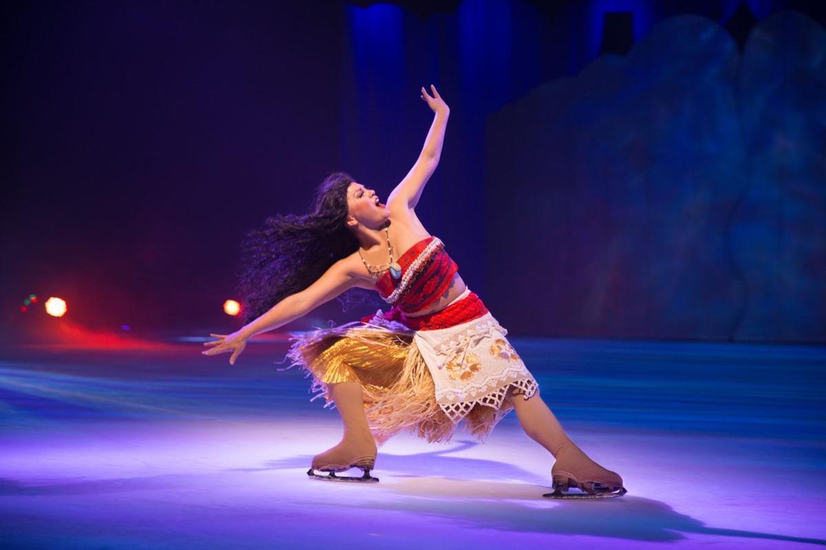 Disney on Ice presents 'Dare to Dream!' in Stockton, Sacramento