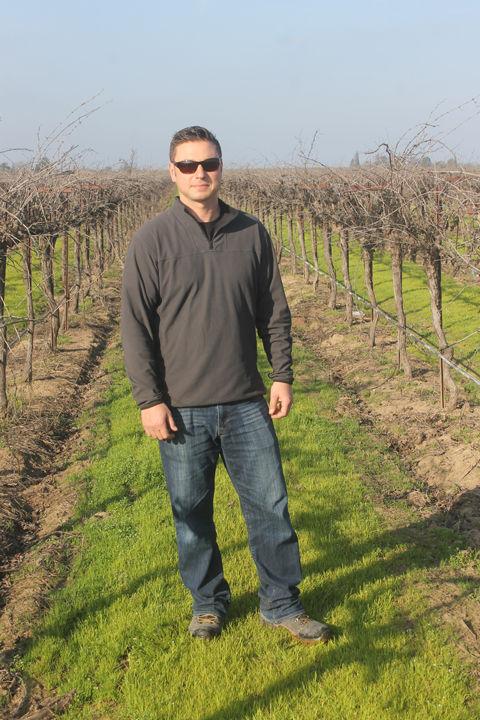 Ben Kolber: A maestro in Lodi's vineyards