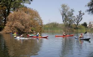 Heroes on the Water at Lodi Lake