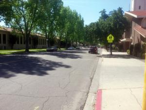 Walnut Street to close soon for St. Anne's Catholic Church plaza project