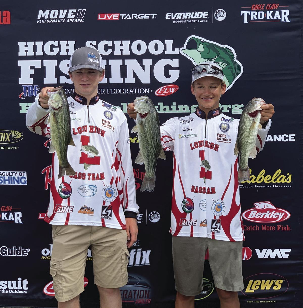 Lodi students hooked on fishing