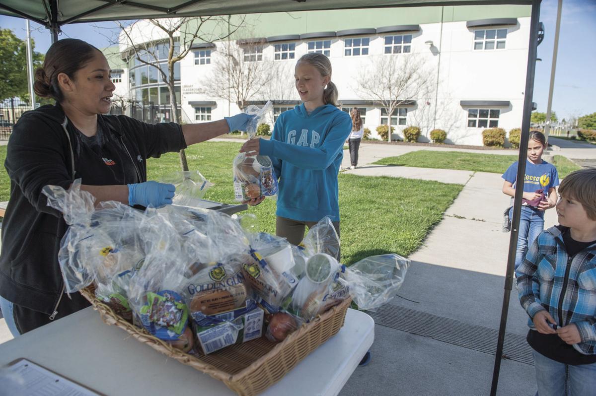 Families appreciate LUSD meal program