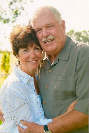 Ron and Suzie Wiliamson celebrated 50 years of marriage last August