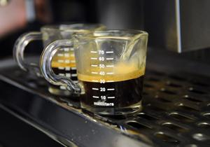 Lodi's Honey Treat now pouring hot coffee