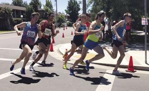 Running: Four minutes the goal at Lodi Mile