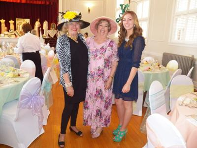 Woman's Club of Lodi holds Victorian tea