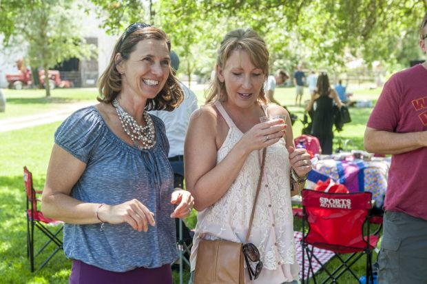 Jessie's Grove Wine Tasting Fundraiser raises money for families affected by childhood cancer