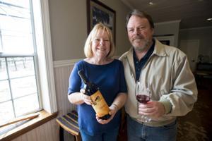 Kidder Family Winery blends fruit-heavy reds in Lodi barn