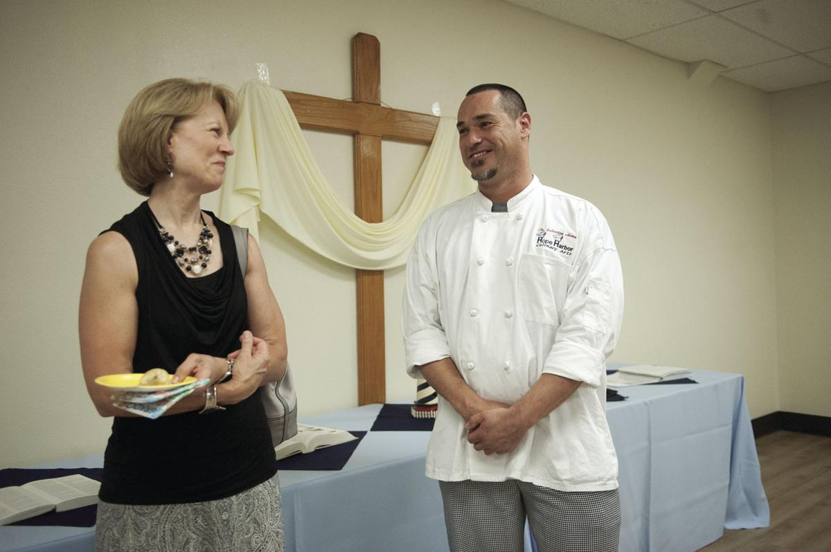 Culinary students get a new start as they finish Salvation Army program