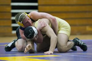 Wrestling: Flames, Tigers sweep the mat