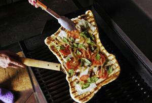 From veggies to pizza, summer heat means it's time to grill