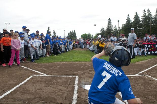 Lodi ballplayers celebrate opening day
