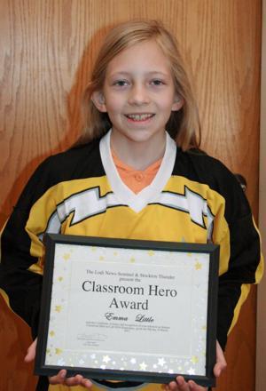 Lodi Seventh-day Adventist Elementary School names Classroom Heroes