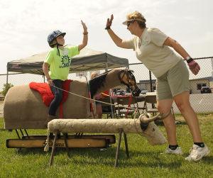 GALEP Therapeutic Riding Program volunteers needed