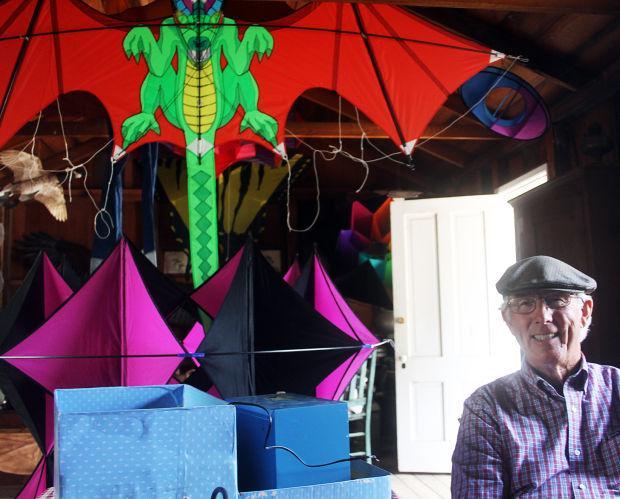 Kite Day at McFarland Ranch